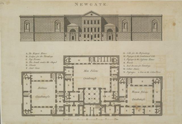 Newgate_Prison_Publ_1800